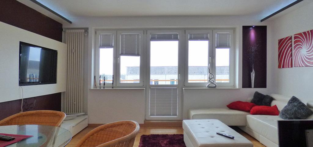 zdjęcie przedstawia ekskluzywny apartament w Szczecinie na sprzedaż