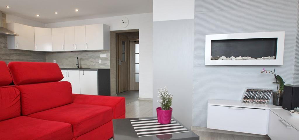 zdjęcie przedstawia nowoczesny apartament do sprzedaży w Zduńskiej Woli