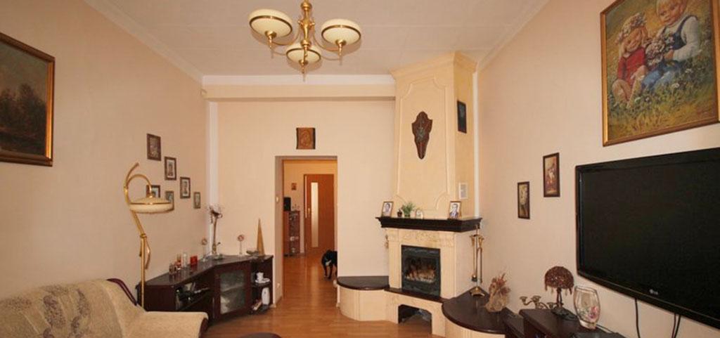 zdjęcie przedstawia apartament na sprzedaż w Szczecinie