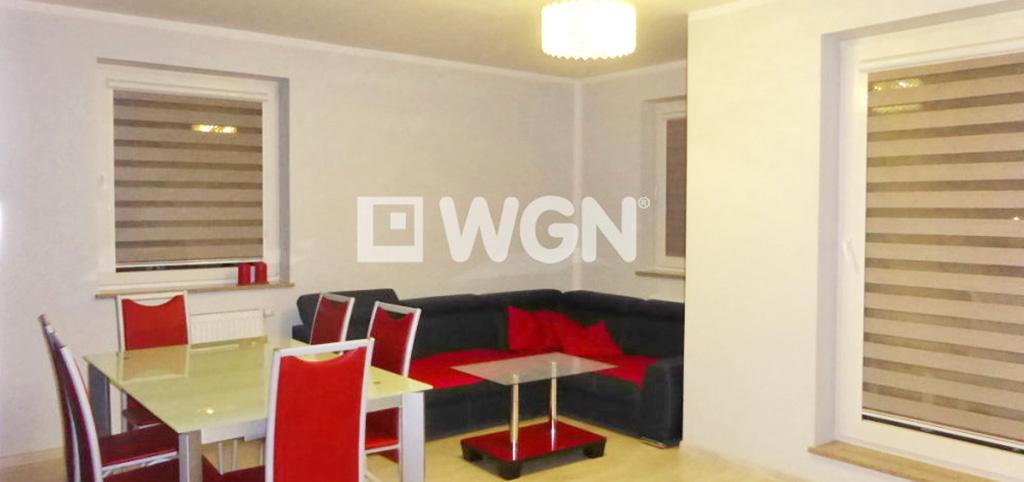 wnętrze apartamentu na wynajem w Gdańsku