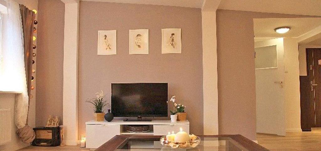 zdjęcie przedstawia wnętrze luksusowego apartamentu do wynajęcia w Szczecinie
