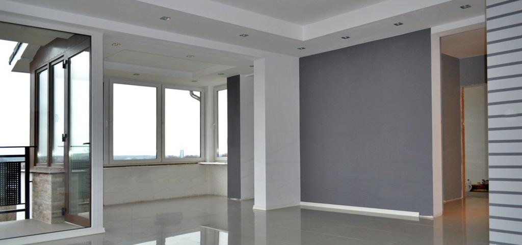 na zdjęciu apartament na sprzedaż w Bolesławcu, widok na salon