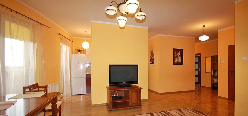 na zdjęciu wnętrze apartamentu do sprzedaży w Sieradzu
