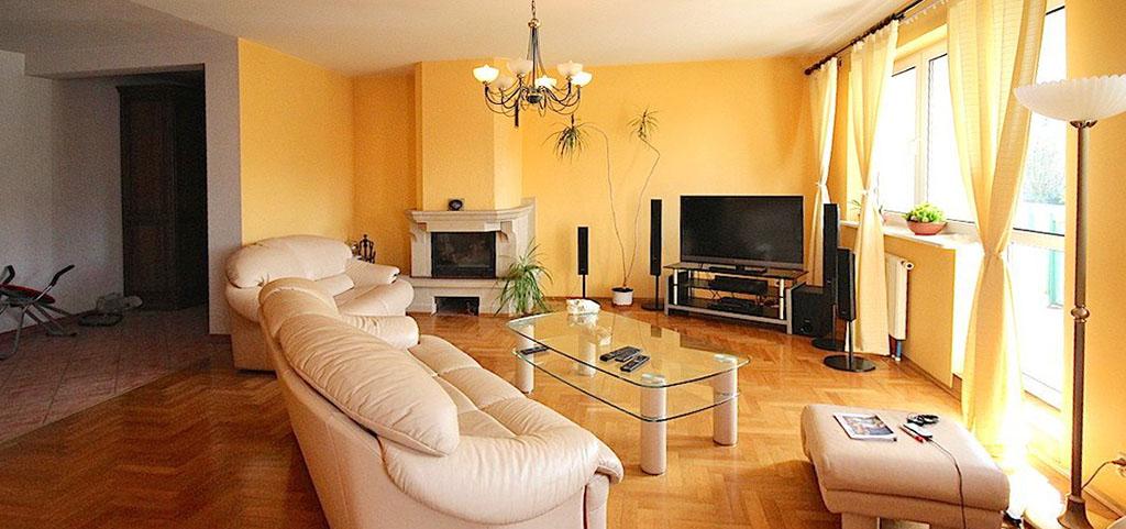 na zdjęciu luksusowy apartament do sprzedaży w Szczecinie