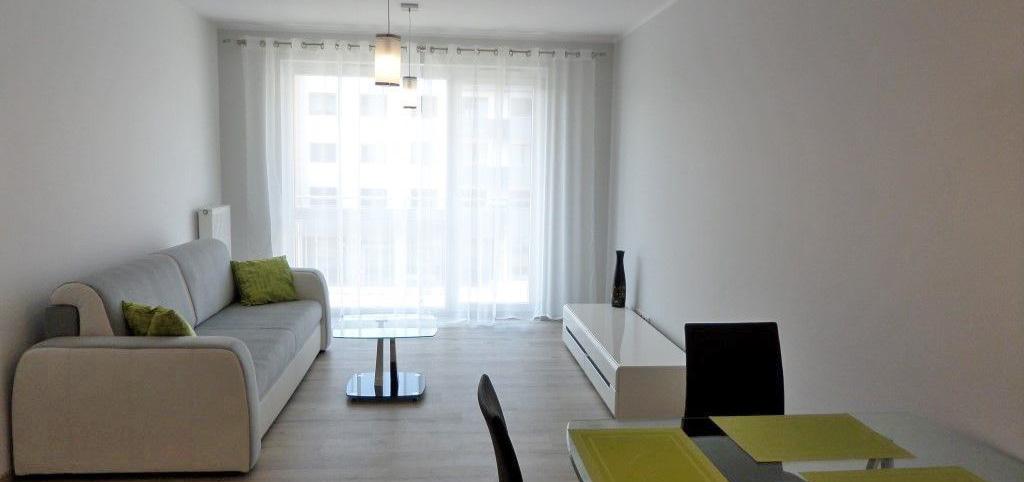 na zdjęciu luksusowy apartament we Wrocławiu na wynajem