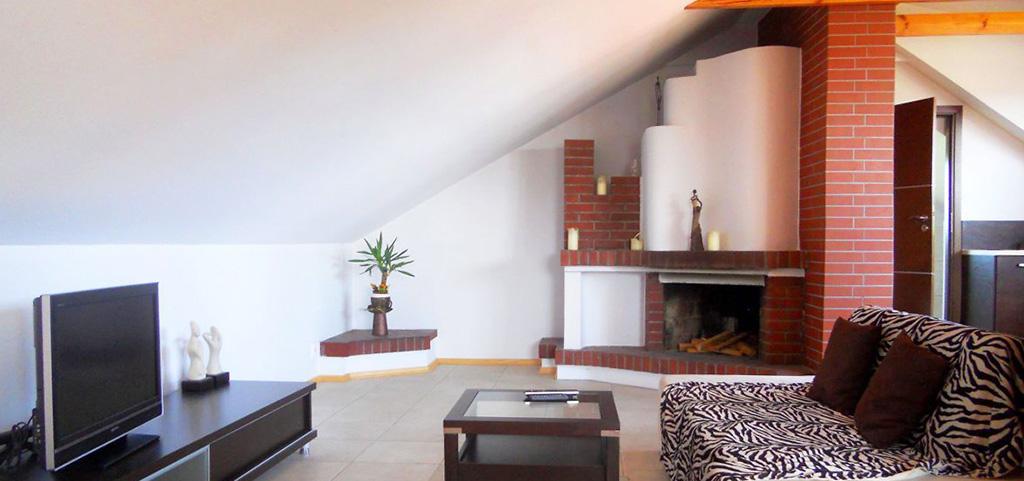 zdjęcie przedstawia apartament do wynajęcia na Mazurach, w Olsztynie