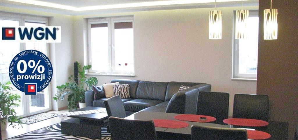 na zdjęciu salon w apartamencie na sprzedaż, w Lublinie