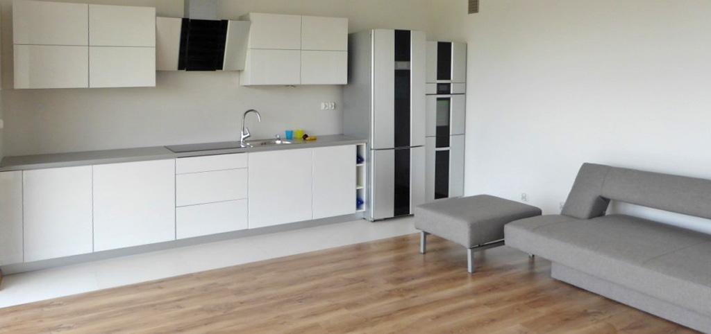 zdjęcie przedstawia wnętrze apartamentu na wynajem w Piotrkowie Trybunalskim