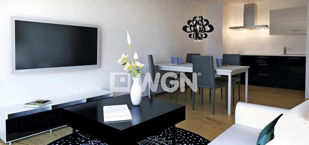 zdjęcie przedstawia apartament do sprzedaży położony w Ustroniu Morskim