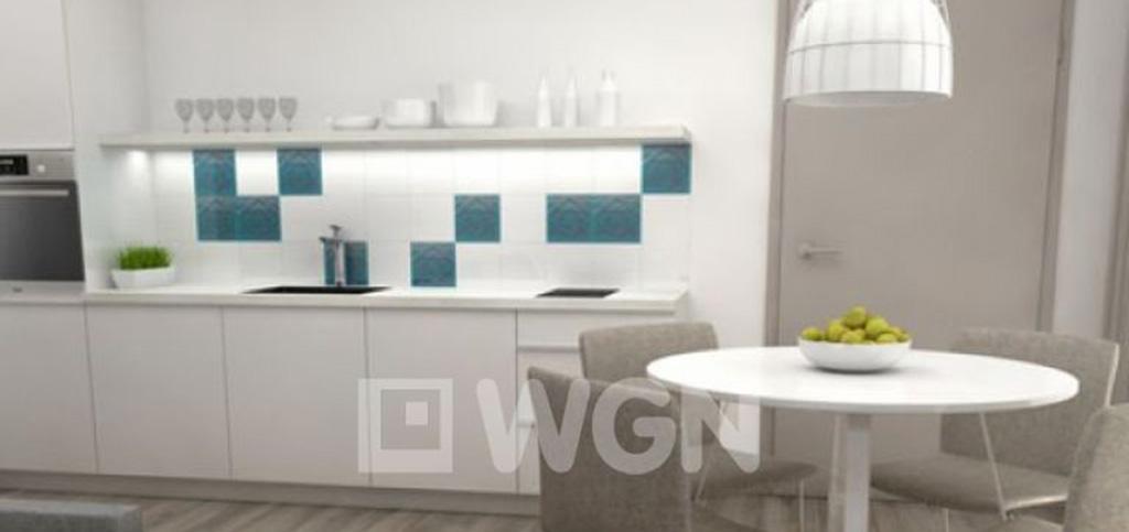 zdjęcie przedstawia wnętrze apartamentu do sprzedaży w Ustroniu Morskim
