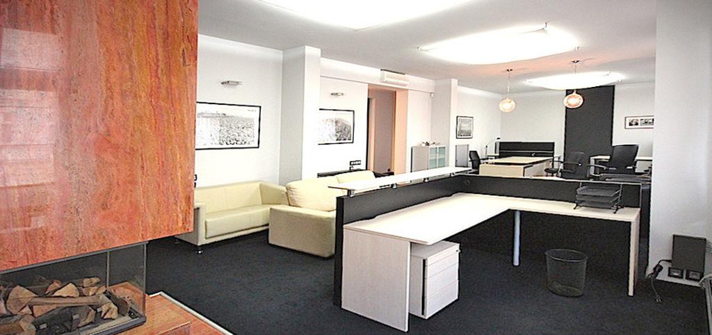 na zdjęciu apartament do wynajmu w centrum Szczecina