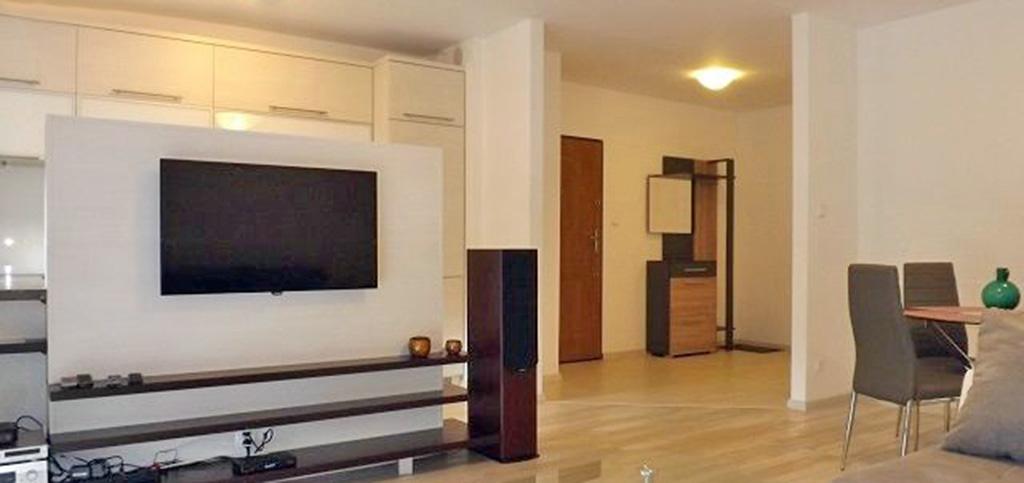 na zdjęciu apartament w Słupsku na wynajem