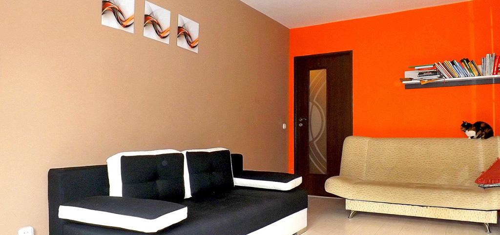 zdjęcie przedstawia duży pokój w apartamencie do sprzedaży w Lublinie