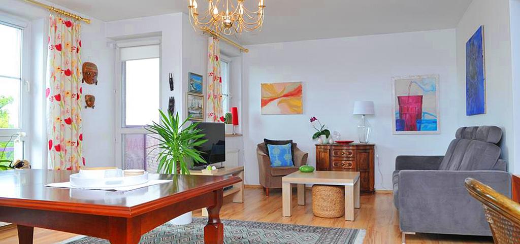 zdjęcie przedstawia wnętrze luksusowego apartamentu do sprzedaży w Szczecinie