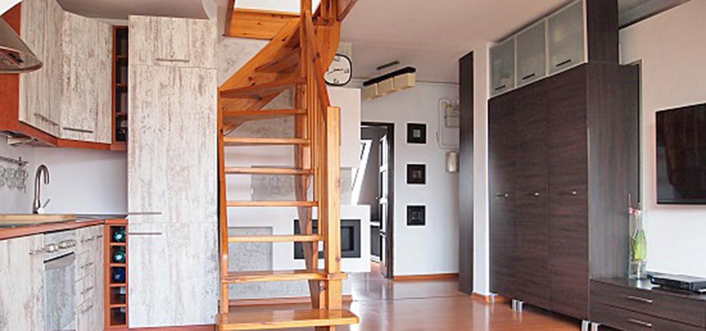 zdjęcie przedstawia środek apartamentu do sprzedaży w okolicy Szczecina