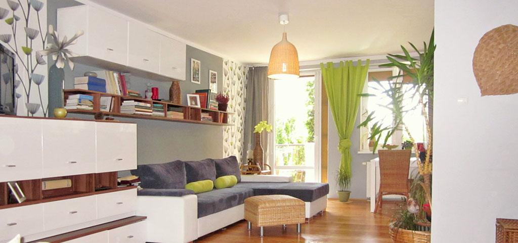 wnętrze ekskluzywnego apartamentu w Legnicy na sprzedaż