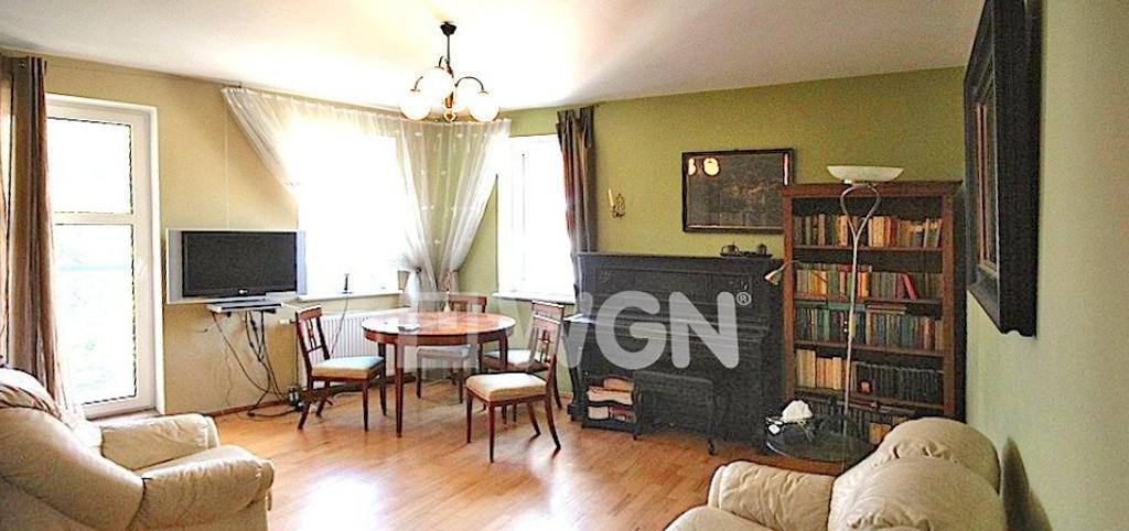 na zdjęciu widok na luksusowy apartament do wynajęcia w Szczecinie