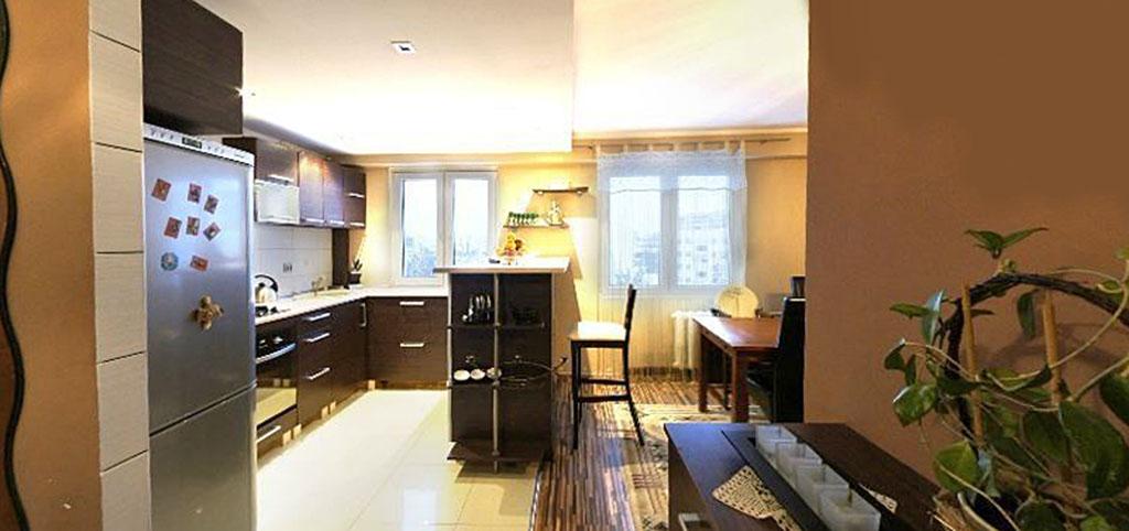 zdjęcie przedstawia wnętrze luksusowego apartamentu na sprzedaż w Białymstoku