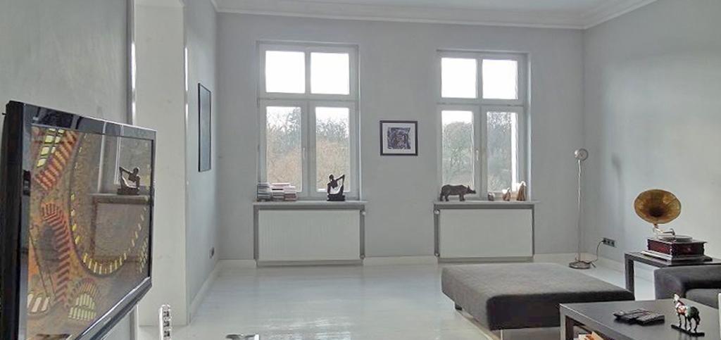 wnętrze luksusowego apartamentu do wynajmu w Szczecinie