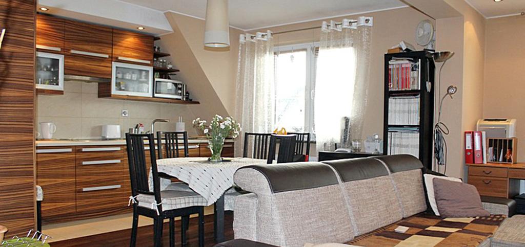 wnętrze luksusowego apartamentu na sprzedaż w Tczewie