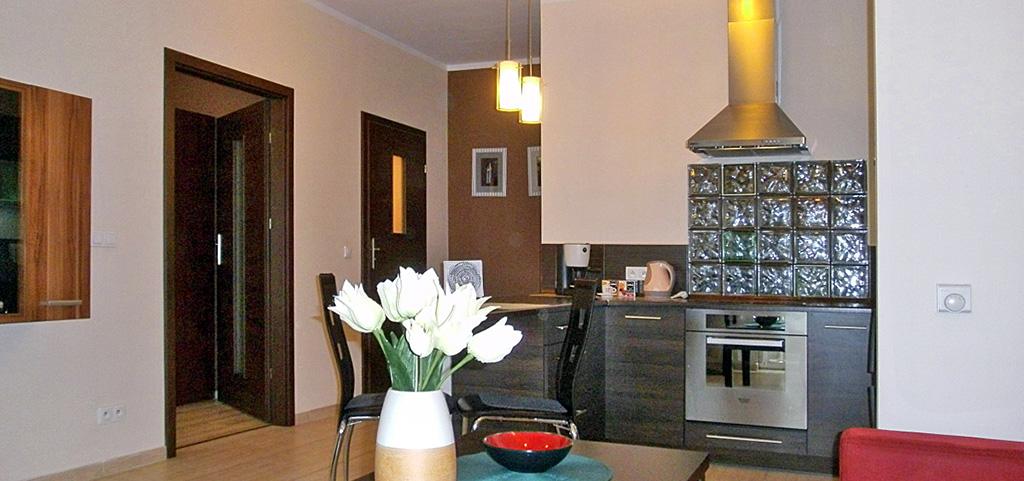 zdjęcie przedstawia ekskluzywny apartament do wynajęcia w Katowicach