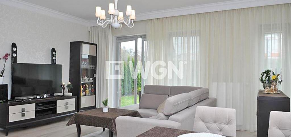 na zdjęciu wnętrze ekskluzywnego apartamentu na wynajem w Szczecinie