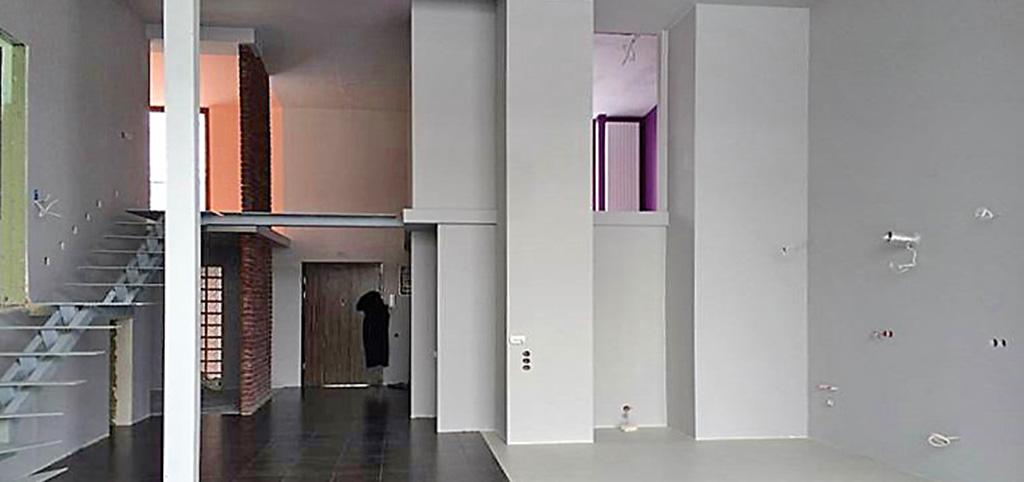 na zdjęciu wnętrze luksusowego apartamentu na sprzedaż w Bielsku-Białej