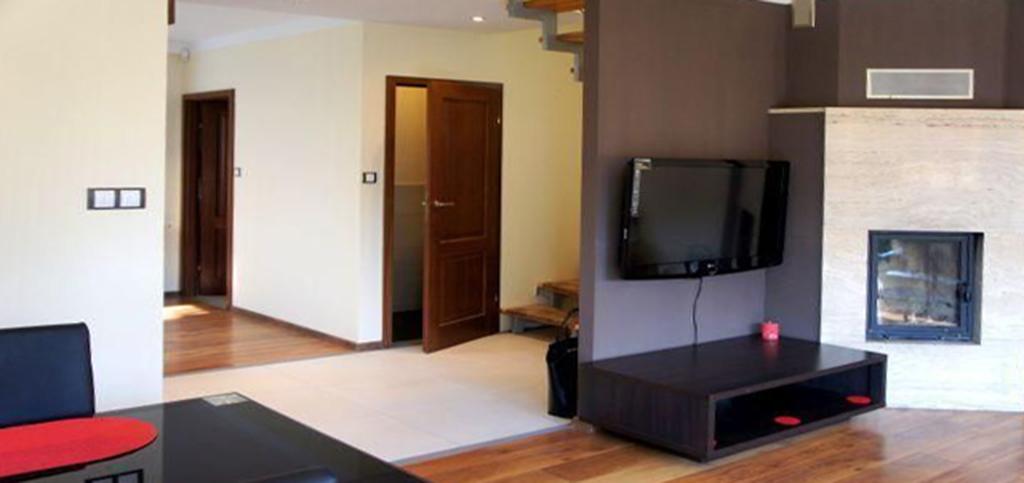 ekskluzywne wnętrze apartamentu na wynajem w Szczecinie