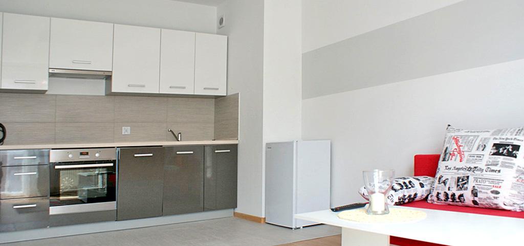 wnętrze ekskluzywnego apartamentu na wynajem w Głogowie