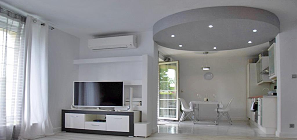 luksusowe wnętrze apartamentu na wynajem w Słupsku