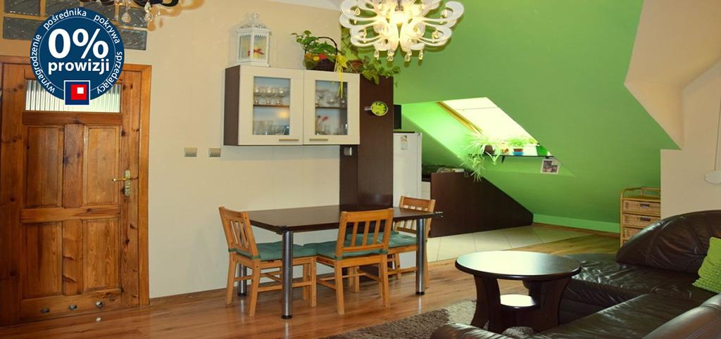na zdjęciu wnętrze luksusowego apartamentu do sprzedaży w Legnicy