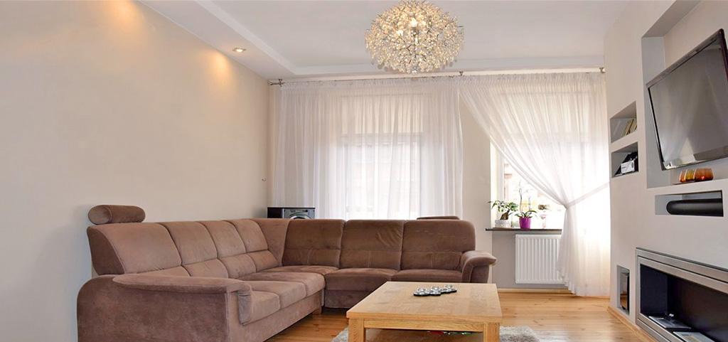na zdjęciu wnętrze ekskluzywnego apartamentu do sprzedaży w Legnicy