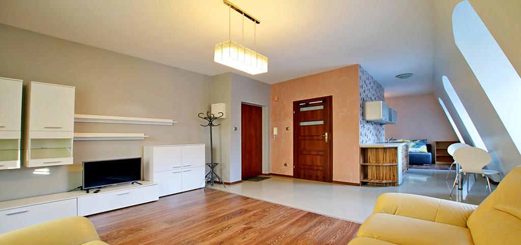 zdjęcie przedstawia wnętrze ekskluzywnego apartamentu do sprzedaży w Szczecinie