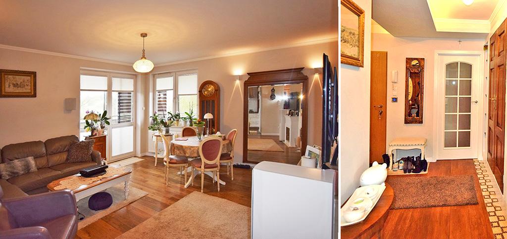 zdjęcie przedstawia wnętrze luksusowego apartamentu do sprzedaży w Białymstoku