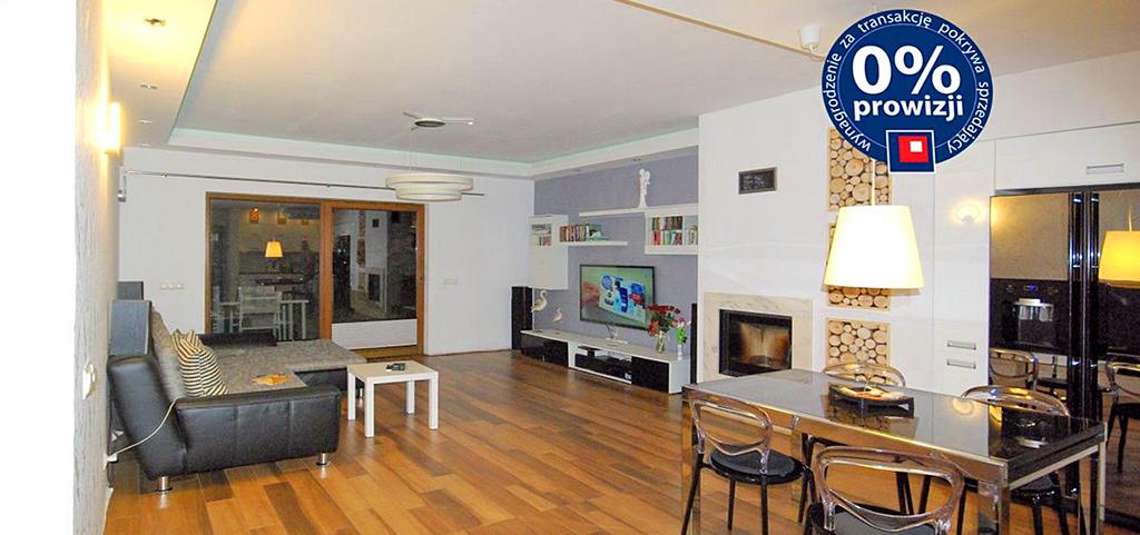 na zdjęciu wnętrze ekskluzywnego apartamentu do sprzedaży w Lubinie