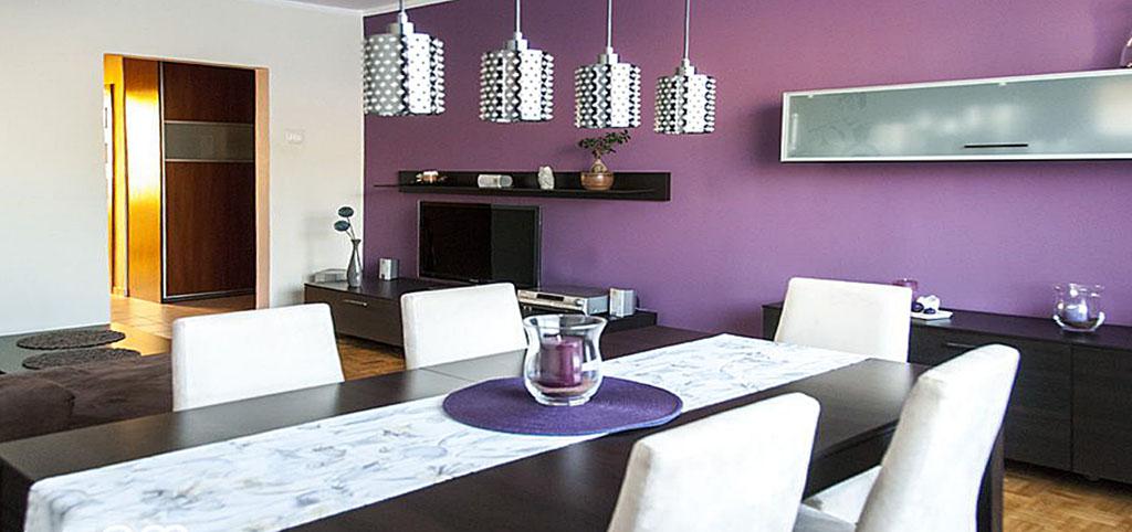 na zdjęciu wnętrze ekskluzywnego apartamentu do sprzedaży w Siemianowicach Śląskich