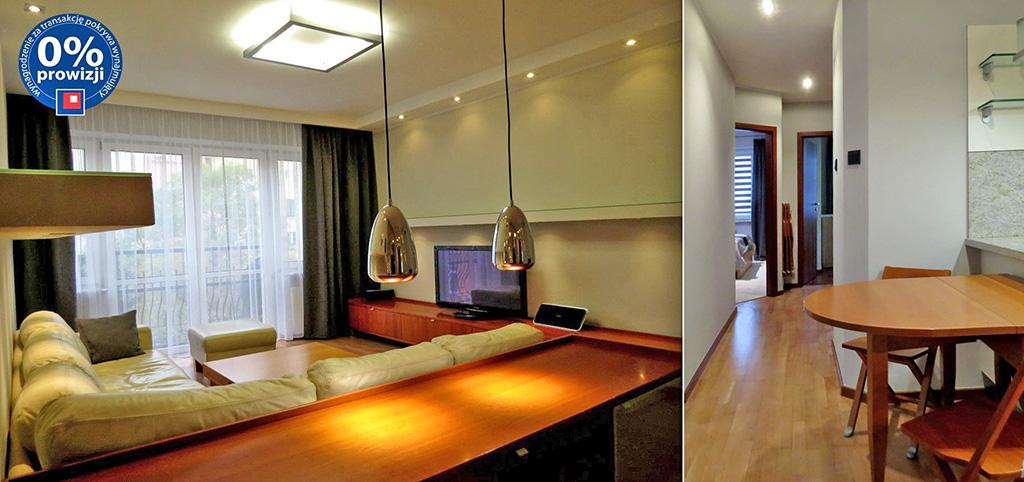 na zdjęciu luksusowe wnętrze apartamentu do wynajęcia we Wrocławiu