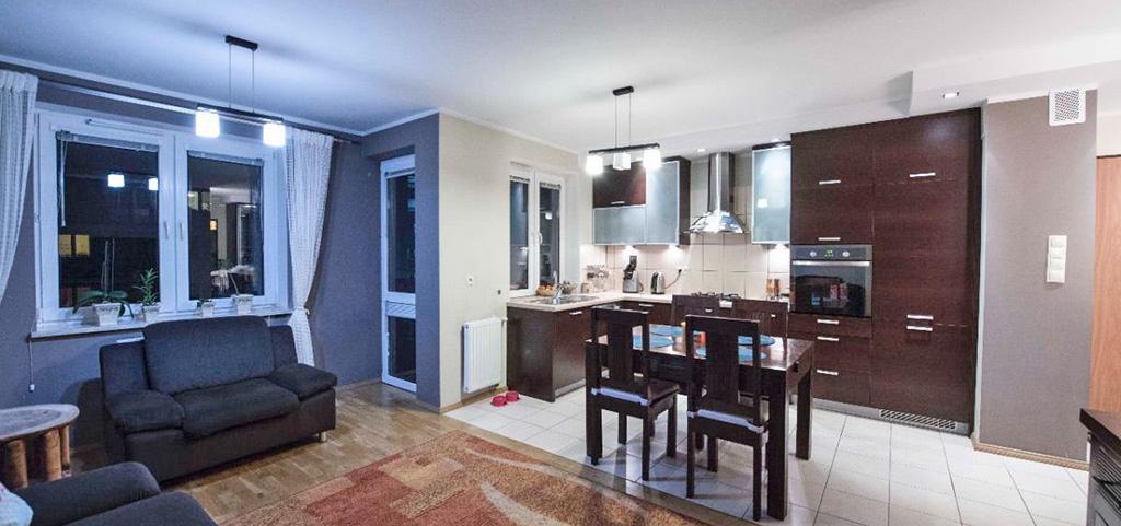 ekskluzywne wnętrze apartamentu do sprzedaży w Białymstoku