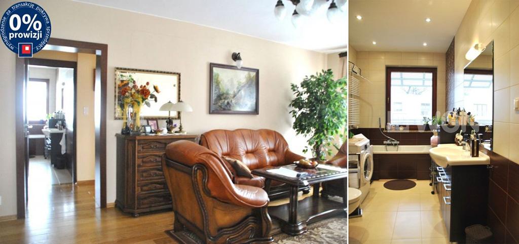 na zdjęciu ekskluzywne wnętrze apartamentu do sprzedaży w Grodzisku Mazowieckim