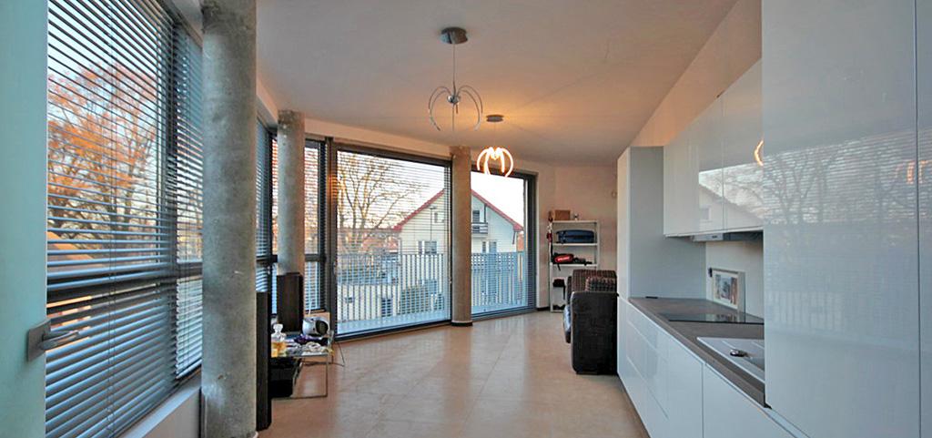 zdjęcie przedstawia luksusowe wnętrze apartamentu do wynajęcia w Szczecinie
