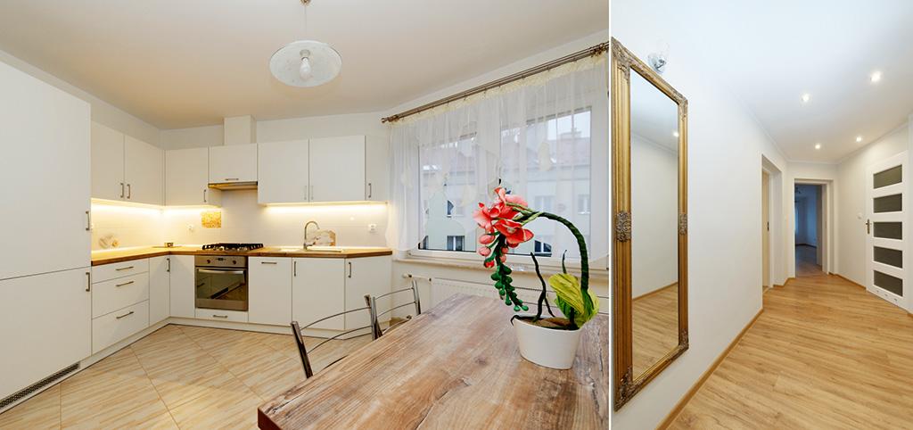 zdjęcie przedstawia ekskluzywne wnętrze apartamentu do wynajęcia w Tarnowie