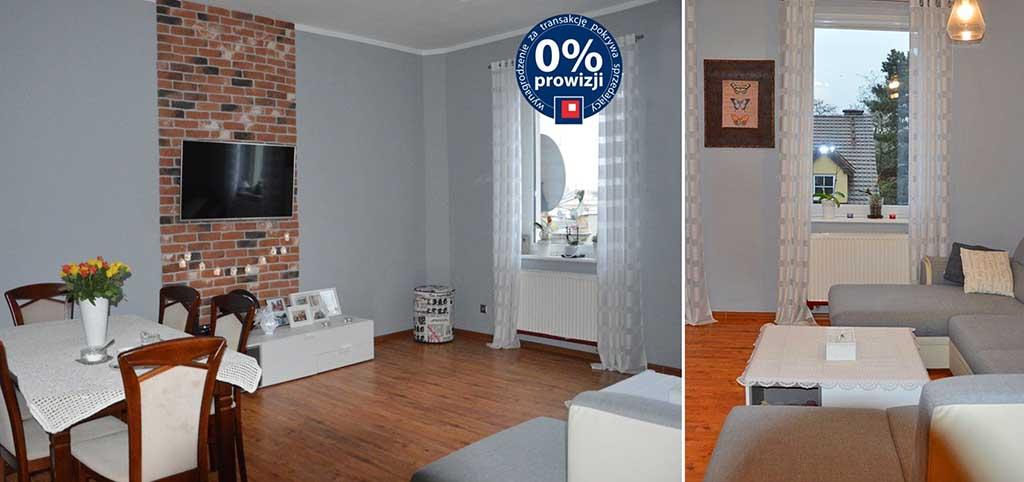 na zdjęciu salon w luksusowym apartamencie do sprzedaży w okolicy Zielonej Góry