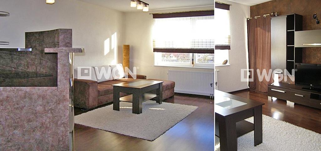 na zdjęciu ekskluzywne wnętrze apartamentu do sprzedaży nad morzem