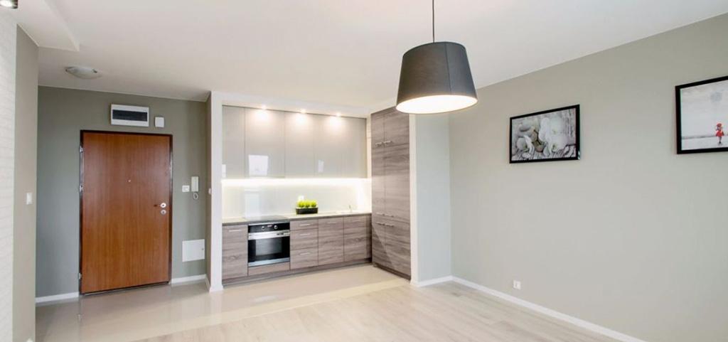 zdjęcie prezentuje ekskluzywne wnętrze luksusowego apartamentu do sprzedaży w Białymstoku