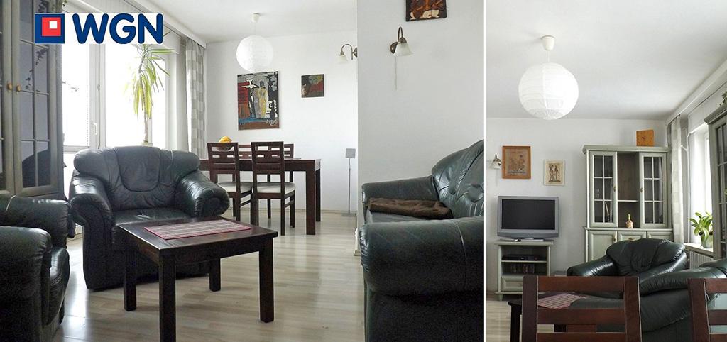 zdjęcie prezentuje luksusowe wnętrze apartamentu w Lublinie do sprzedaży