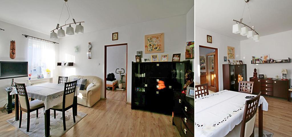 zdjęcie przedstawia salon w luksusowym apartamencie do wynajęcia w Szczecinie
