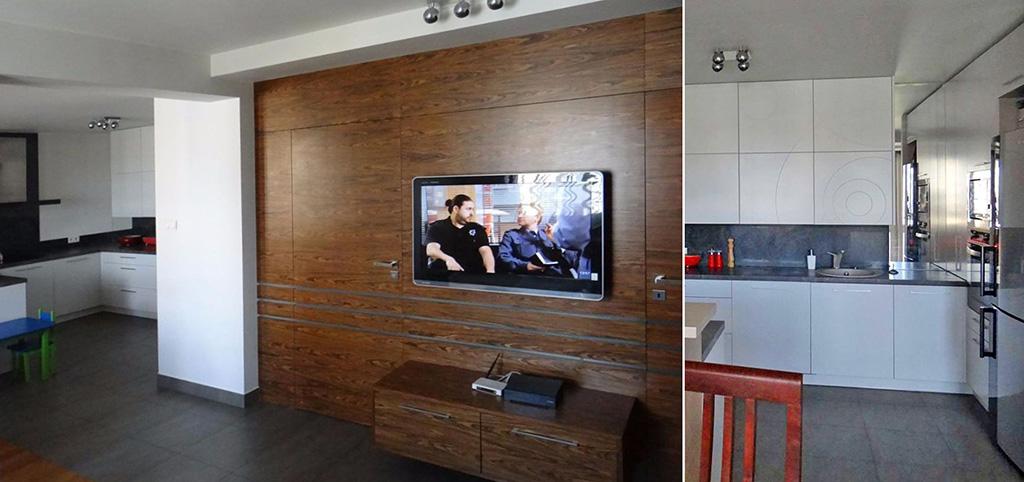 na zdjęciu wnętrze ekskluzywnego apartamentu do sprzedaży w okolicy Białegostoku