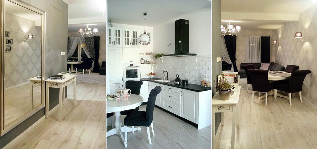 zdjęcie przedstawia fragment luksusowego wnętrza ekskluzywnego apartamentu do sprzedaży w Kaliszu