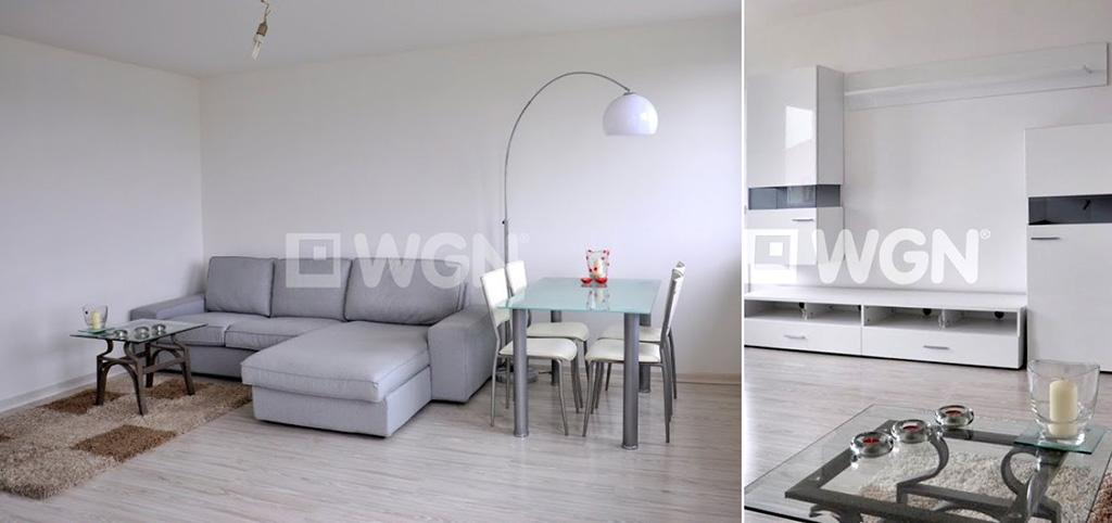 zdjęcie przedstawia luksusowy salon w apartamencie do wynajęcia w okolicach Wrocławia