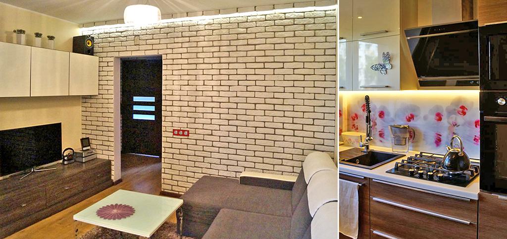 zdjęcie prezentuje luksusowe wnętrze apartamentu do sprzedaży w Łodzi